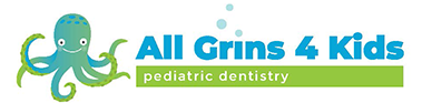 AllGrins4Kids Pediatric Dentistry logo